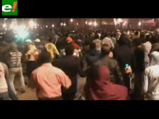Un muerto y más de 70 heridos durante las últimas protestas en Egipto