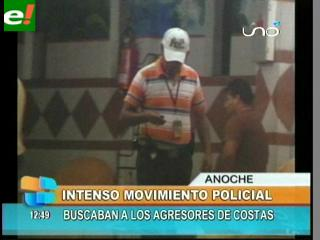 Policía detiene a 8 sospechosos por la balacera a Rubén Costas
