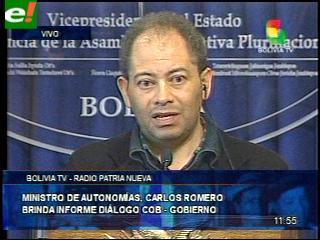 """Romero: """"Con 15% de incremento salarial endeudamos al país"""""""