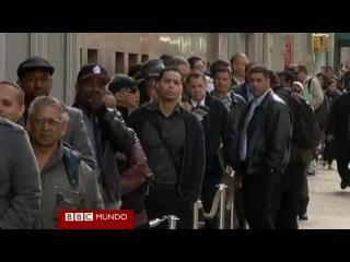 EEUU: esperanza para los hispanos sin empleo