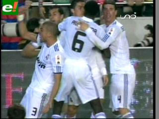 El Real Madrid vuelve a reinar