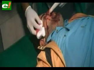 Aviones de la OTAN bombardean la residencia de Gadafi en Tripoli
