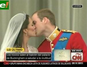 Guillermo y Kate ya son marido y mujer