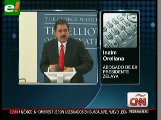 Anulan juicios contra ex presidente hondureño Manuel Zelaya