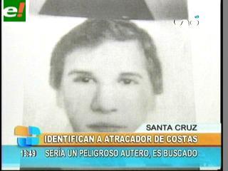 Identifican a quien disparó a Rubén Costas