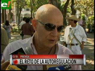 """Valverde: """"Periodismo es hacer conocer lo que el poder no quiere que se sepa"""""""