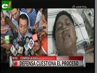Suspenden la audiencia cautelar de Alcides Villagómez por cuarta vez