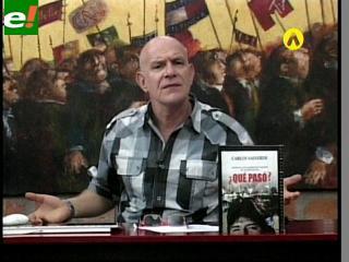 """Valverde: """"El Gobierno de Evo Morales estorba"""""""