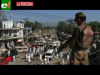 Venganza por la muerte de Bin Laden comenzó dejando 80 muertos