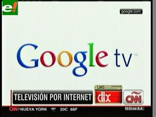Google y Youtube ofrecerían canales de TV