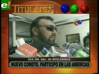 """Nuevo Comandante participó en el operativo """"Las Américas"""""""