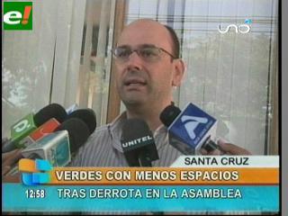 Javier Limpias pide a Costas explicar las alianzas políticas de la Asamblea