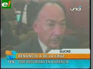 Roberto De la Cruz detenido por agredir a ex ministro Kuajara
