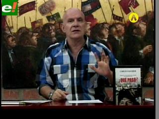 "Valverde: ""Evo abusa del poder"""