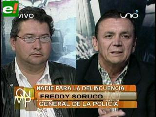 """Freddy Soruco: """"El Gobernador y el Alcalde deben trabajar por la seguridad"""""""