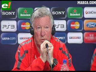 """Ferguson: """"Mourinho me ha deseado lo mejor"""""""