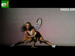 Critican el spot de la WTA por ser demasiado sexy