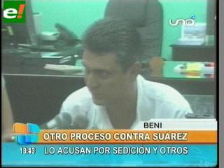 Nueva demanda penal contra Ernesto Suárez