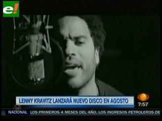 """Lenny Kravitz lanzará el 22 de agosto su nuevo disco """"Black And White America"""""""