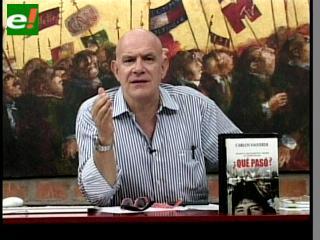 """Valverde: """"Canal 7 cometió delito electoral"""""""