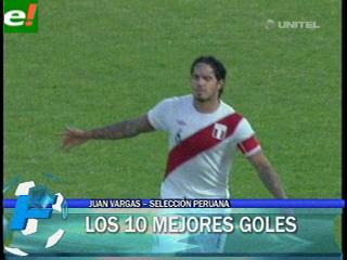 Los mejores goles de la Copa América