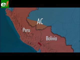 TV brasileña muestra el narcotráfico en Pando