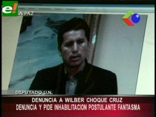 """Elecciones judiciales: UN denuncia presencia de un """"candidato fantasma"""""""