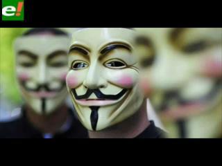 Presunto video del Grupo Anonymous amenazando al Presidente Evo Morales