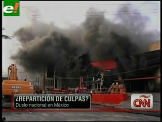México declaró tres días de duelo por la masacre en Monterrey