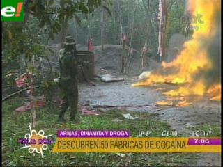 Policía allana 22 casas en masivo operativo en San Germán