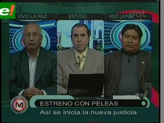 "Cárdenas afirma que ""el TCP buscará habilitar a Evo"" para un tercer mandato"
