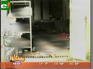 Morgue de La Paz tiene cadáveres de hace 6 meses
