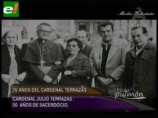 Los 76 años del Cardenal, con mucha fe