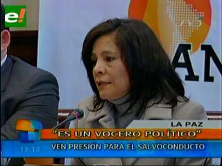 Gobierno: Embajador de Brasil se convirtió en vocero político de Pinto