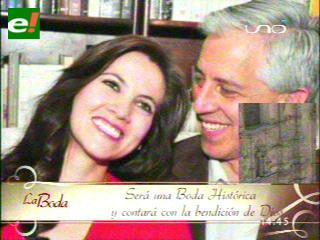 La trayectoria de Claudia Fernández y Álvaro García Linera