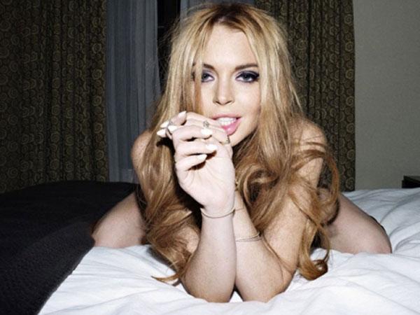 Primeras Imagenes Del Film Porno De Lindsay Lohan Eju Tv