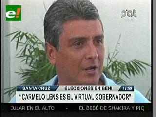 Suárez: Le pido a Evo que cumpla las ofertas millonarias que hizo a Beni