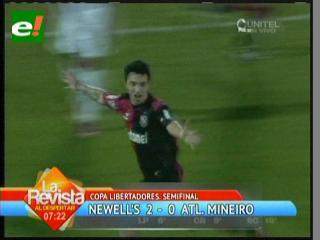 Newell's Old Boys se acerca a la final con una victoria inapelable