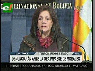 """Gobierno acusa a Francia, Italia, España y Portugal de """"terrorismo de Estado"""" y convoca a embajadores"""