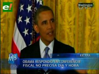 """Obama anuncia """"pasos"""" para garantizar que el espionaje no infrinja las libertades públicas"""