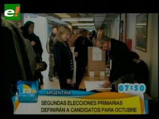 Argentina: Contundente triunfo de Massa en una jornada de derrotas para el Gobierno