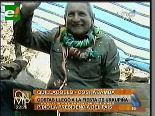 En Urkupiña, Rubén Costas y líderes demócratas renuevan su fe