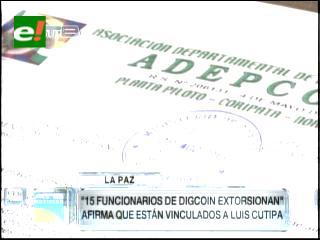 Adepcoca acusa a Digcoin, FELCN y GEC por extorsión a 15 mil cocaleros