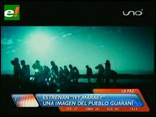 """""""Yvy Maraey"""" un filme nacional sobre la cultura guaraní"""