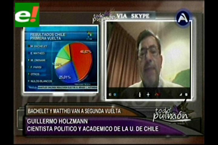La abstención de voto en Chile será un dolor de cabeza para su próximo Gobierno
