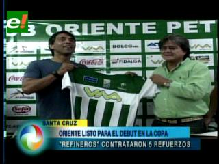 Oriente arrancará la Copa contra Nacional de Uruguay