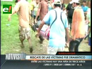 Rescatan 6 cadáveres más y elevan a 8 los muertos por un derrumbe en Bolivia