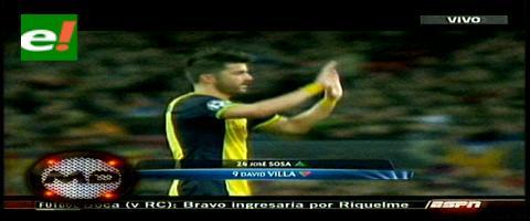 Atlético empata en Barcelona y toma ventaja para la vuelta en Madrid