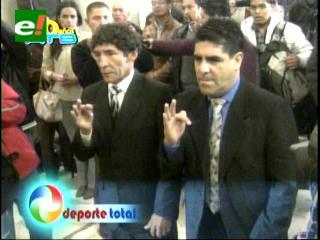 Posesionan a Borja y a Marcelo Ortubé como viceministros de Deporte
