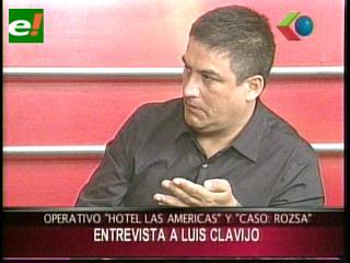 Luis Clavijo y su verdad sobre el caso Rózsa y el operativo en el Hotel Las Américas